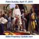Palm Sunday: A Day Chosen Out of Eternity.