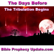 The Pre-Tribulation, A Time of Distress