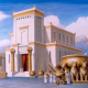 The Building of the Third Temple in Israel