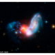 Two Galaxies Collide in Brightest Ever Spectacle