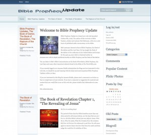 Bible Prophecy Update on Kindle