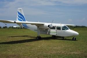 10 passenger aircraft from Bantayan Island to Cebu